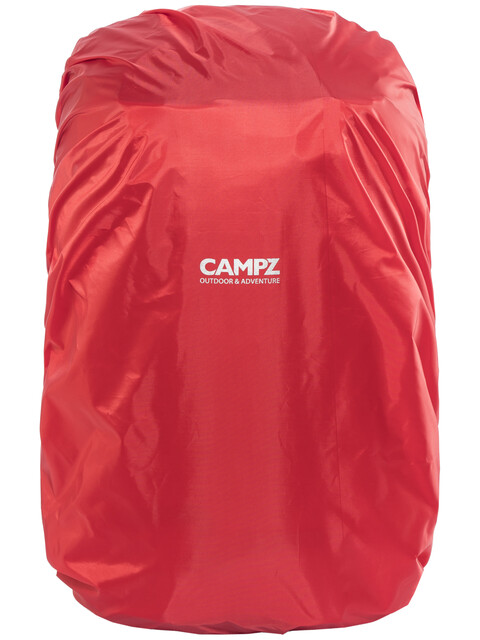 CAMPZ Raincover M - 15-30L rouge